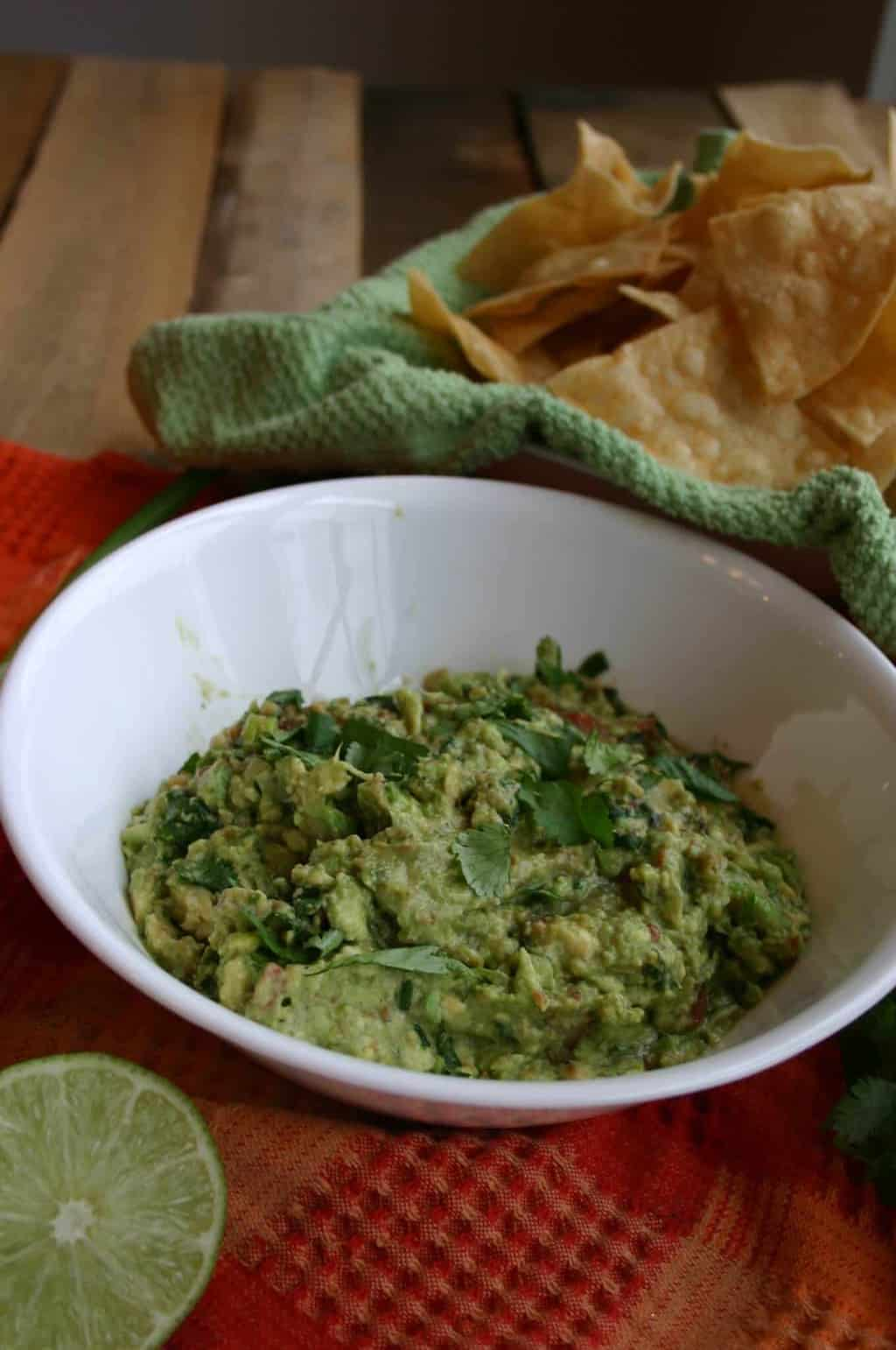 You will love this easy guacamole recipe!