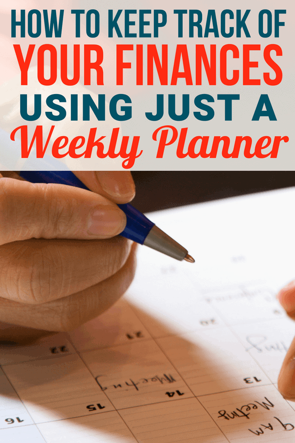 Keep track of spending and manage finances with this easy guide! No budget planner needed! Get help with budgeting when you know where your money is going!