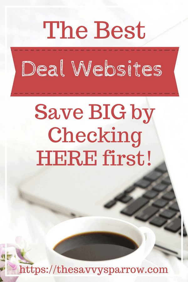 Saving Money Websites!