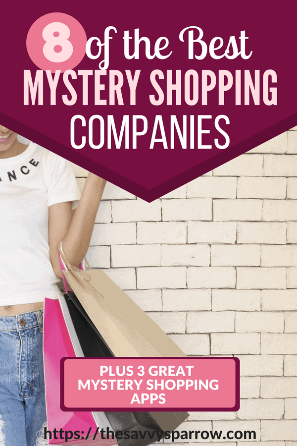 8 Highly Rated Mystery Shopping Companies