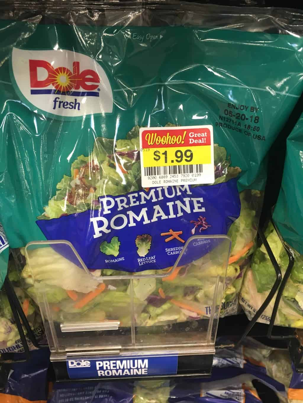 Marked Down Produce