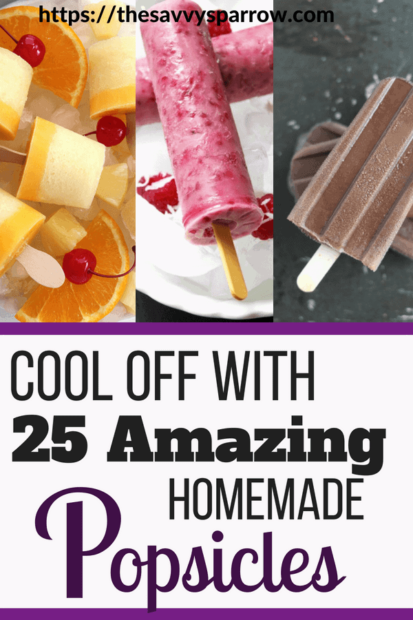 Keep cool with the best homemade popsicle recipes!