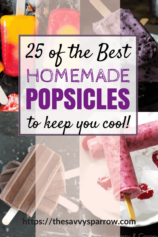 Click here for amazing popsicle recipes!