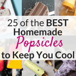 The best homemade popsicle recipes to keep cool this summer!