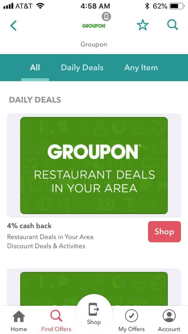 Cash Back Apps for Internet Shopping!