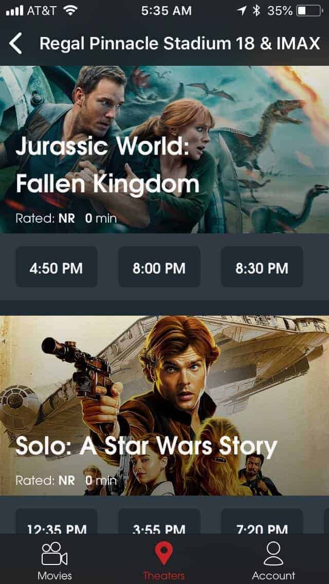 How does Moviepass work