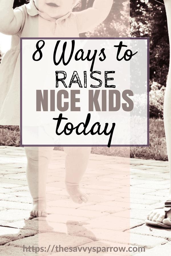 Tips for Raising Kind Kids