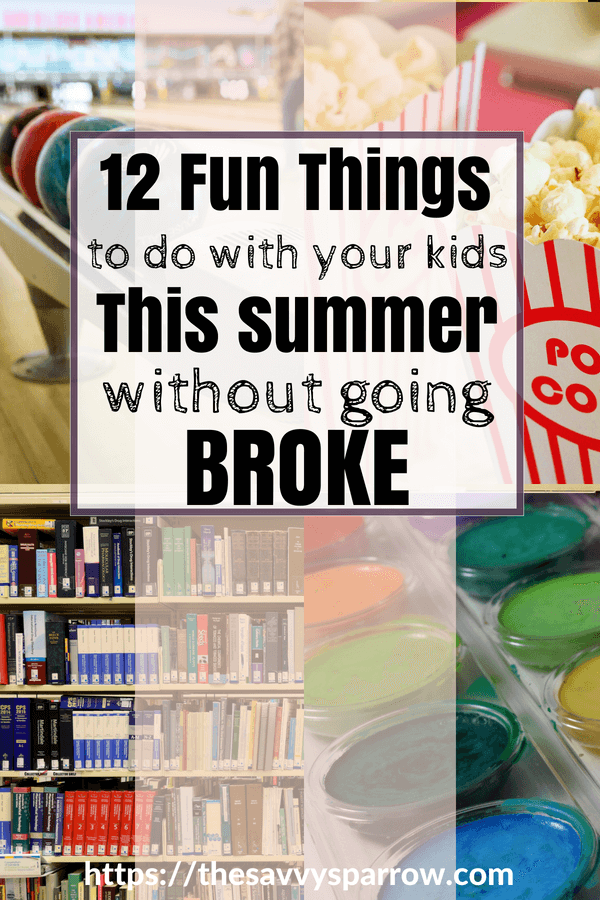 The Best Free Summer Outings for Kids!