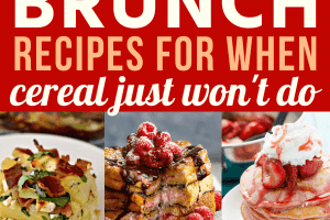 Best Brunch Recipes The Savvy Sparrow