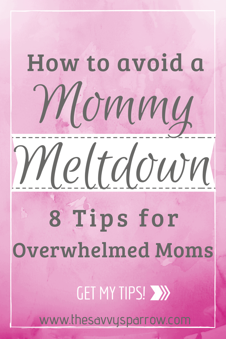 The best parenting tips for overwhelmed moms to beat mom stress!