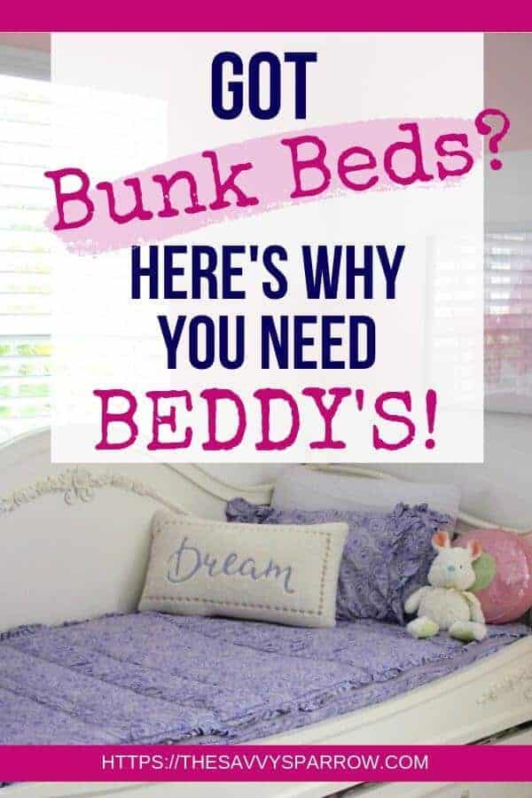 Zipper bedding for kids - A Beddy's review!