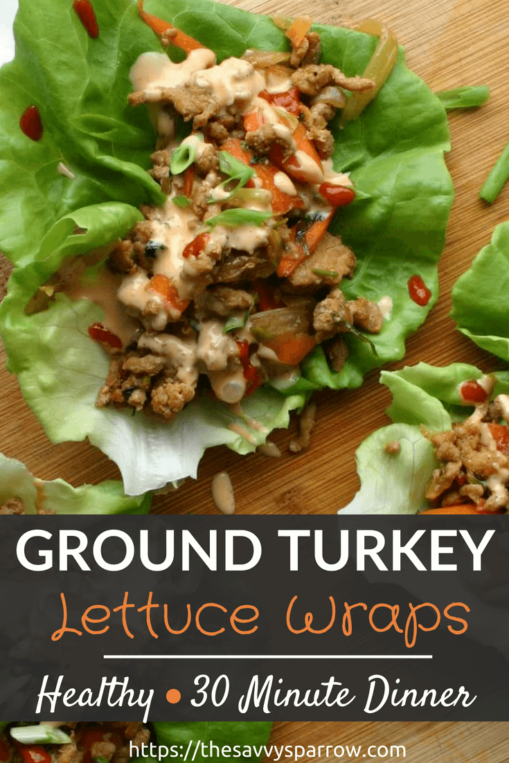 PF Chang's Copycat Recipe for Asian Lettuce Wraps!