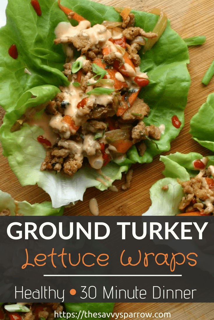 PF Chang's Copycat Recipe for Healthy Asian Lettuce Wraps