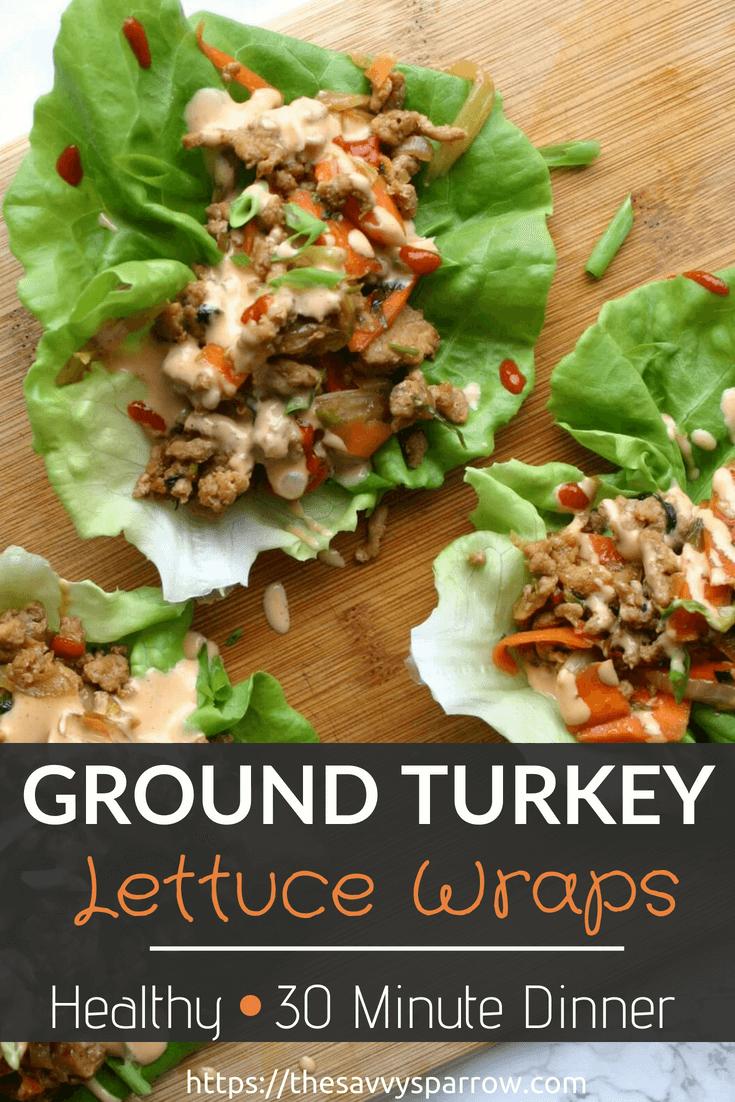 PF Chang's Copycat Recipe - Asian Lettuce Wraps