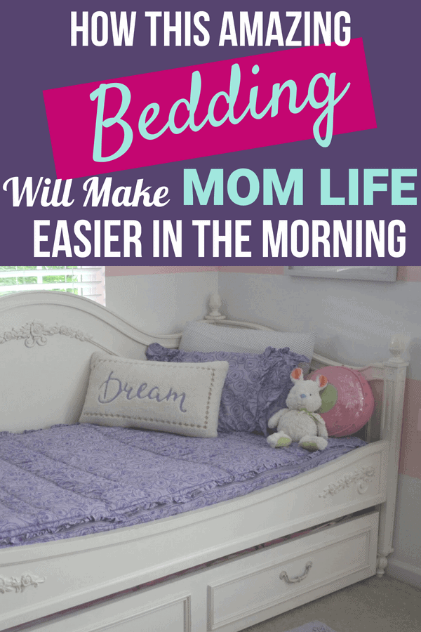 The best zipper bedding for kids: A Beddy's Review!
