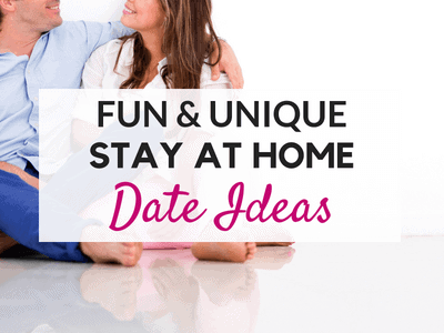 16 unique stay at home date ideas on a budget the savvy sparrow
