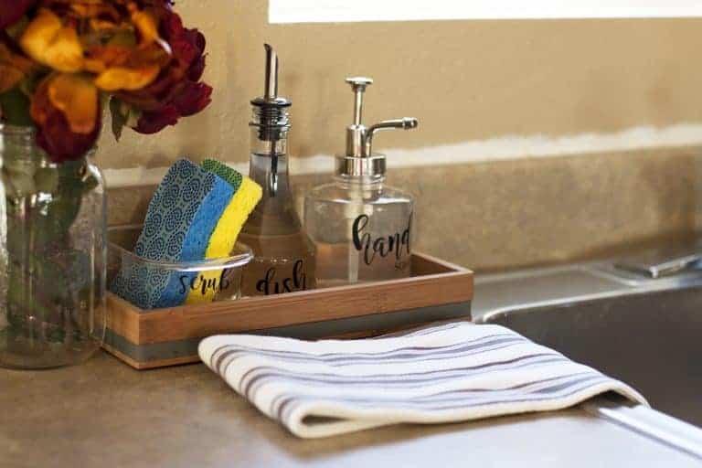 DIY kitchen organization hacks