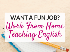 Work from home teaching English with VIPKID and make up to $22 per hour!