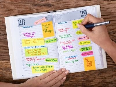 75+ Things to Keep Track of in Your Planner to Help You Stay Organized!