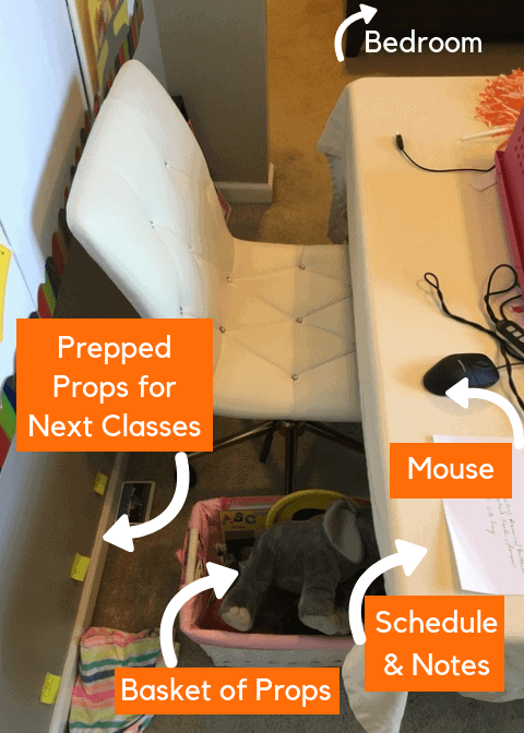 An honest VIPKID review from an actual teacher! Work from home teaching English with VIPKID and make up to $22 per hour!