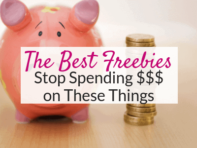 13 Things You Can Get for FREE that You Probably Didn't Know About