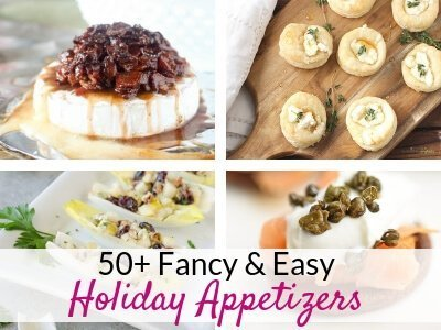 Elegant and Easy Holiday Appetizers for Thanksgiving and Christmas!