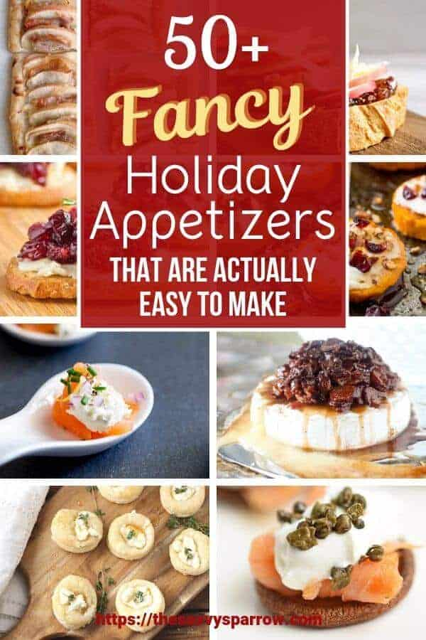 50 Elegant Holiday Appetizers That Are Actually Easy To Make
