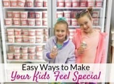 Ways to make your child feel loved and valued
