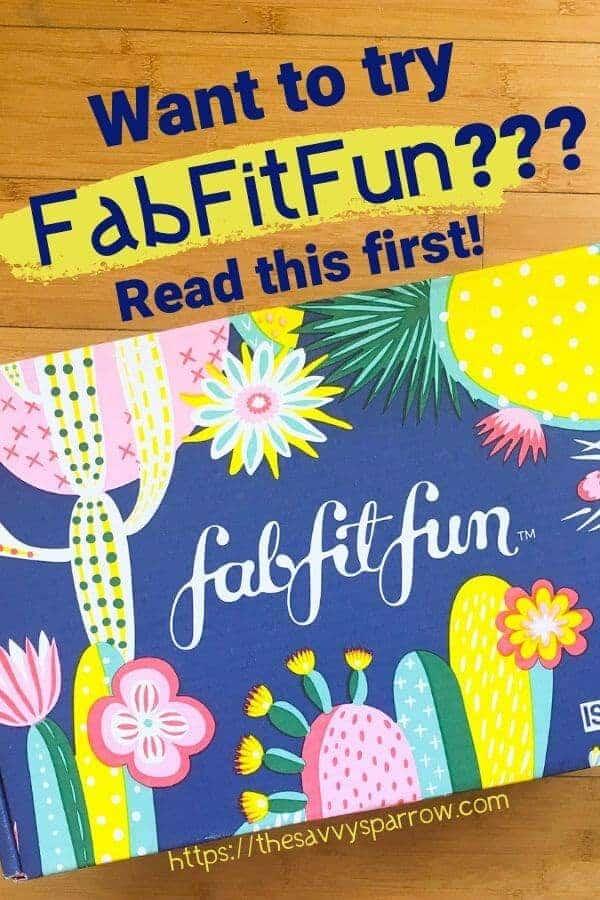 FabFitFunReview Is Fabfitfun worth it?
