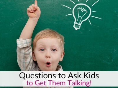 100 Questions to Ask Kids – A Fun Car or Dinner Table Game!