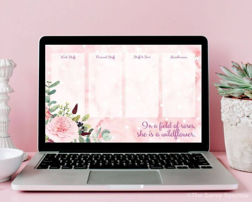 Desktop Wallpaper Organizer to Organize your Computer Files