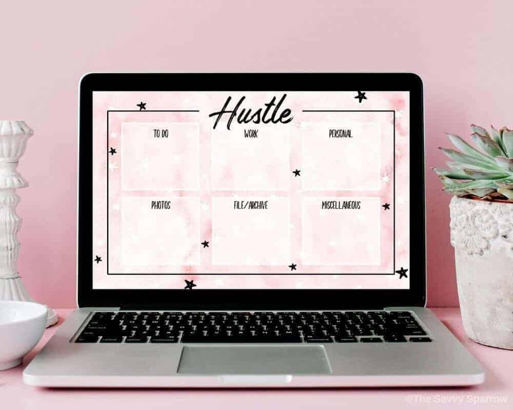 Desktop Wallpaper Organizer for your Computer Files!