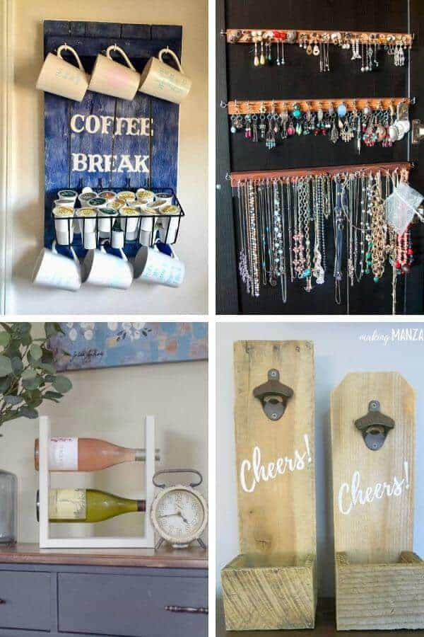 Easy Scrap Wood Projects That Are Perfect For Beginners