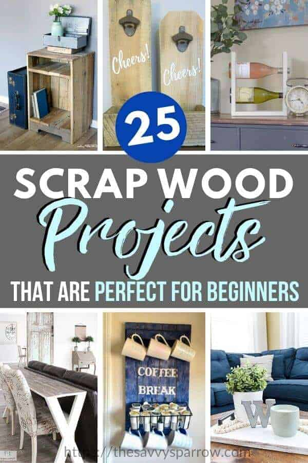 Easy Scrap Wood Projects for Beginners