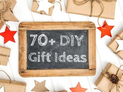 70+ DIY Christmas Gifts You'll Want to Keep for Yourself!