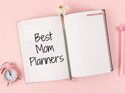 best mom planners written in a planner