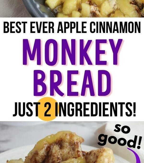 apple cinnamon monkey bread