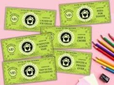 printable mom bucks reward coupons